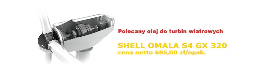 Shell Omala S4 GX 320 opak. 20L